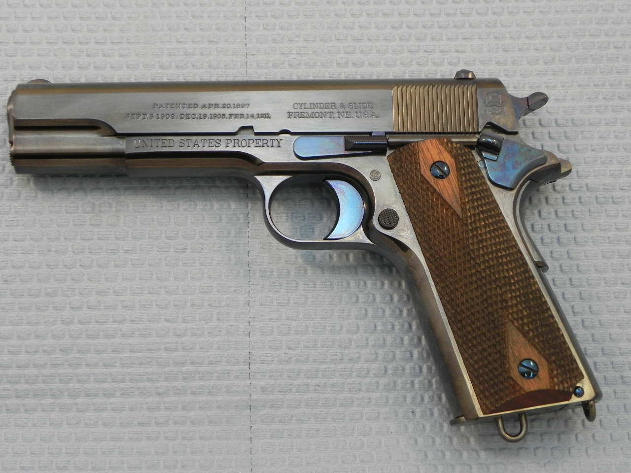 1911 Reproduction Parts