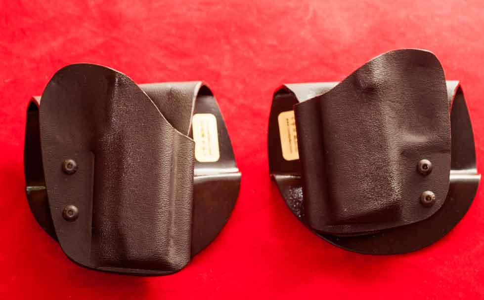 Center of Mass Tactical Holsters