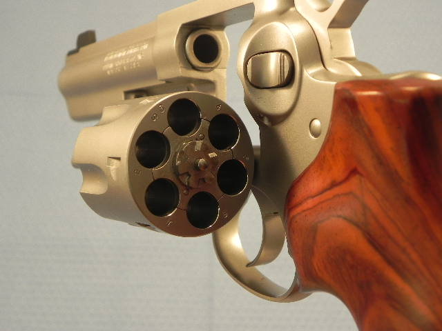 9890 - Cylinder and Slide Custom Ruger GP100
