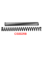 CS0025B - BHP Trigger Pull Reduction Spring Kit - Target Use '91 and Up