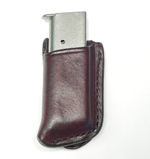 CS1163 - Alessi Left Hand Mahogany P380 / Mustang Magazine Belt Pouch