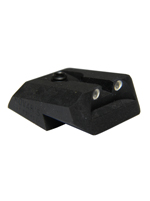 CS1429 - Novak BHP MKII Lo Mount Carry Rear w/ Tritium Dots
