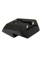 CS1430 - Novak BHP MKII Lo Mount Carry Rear w/ Dots