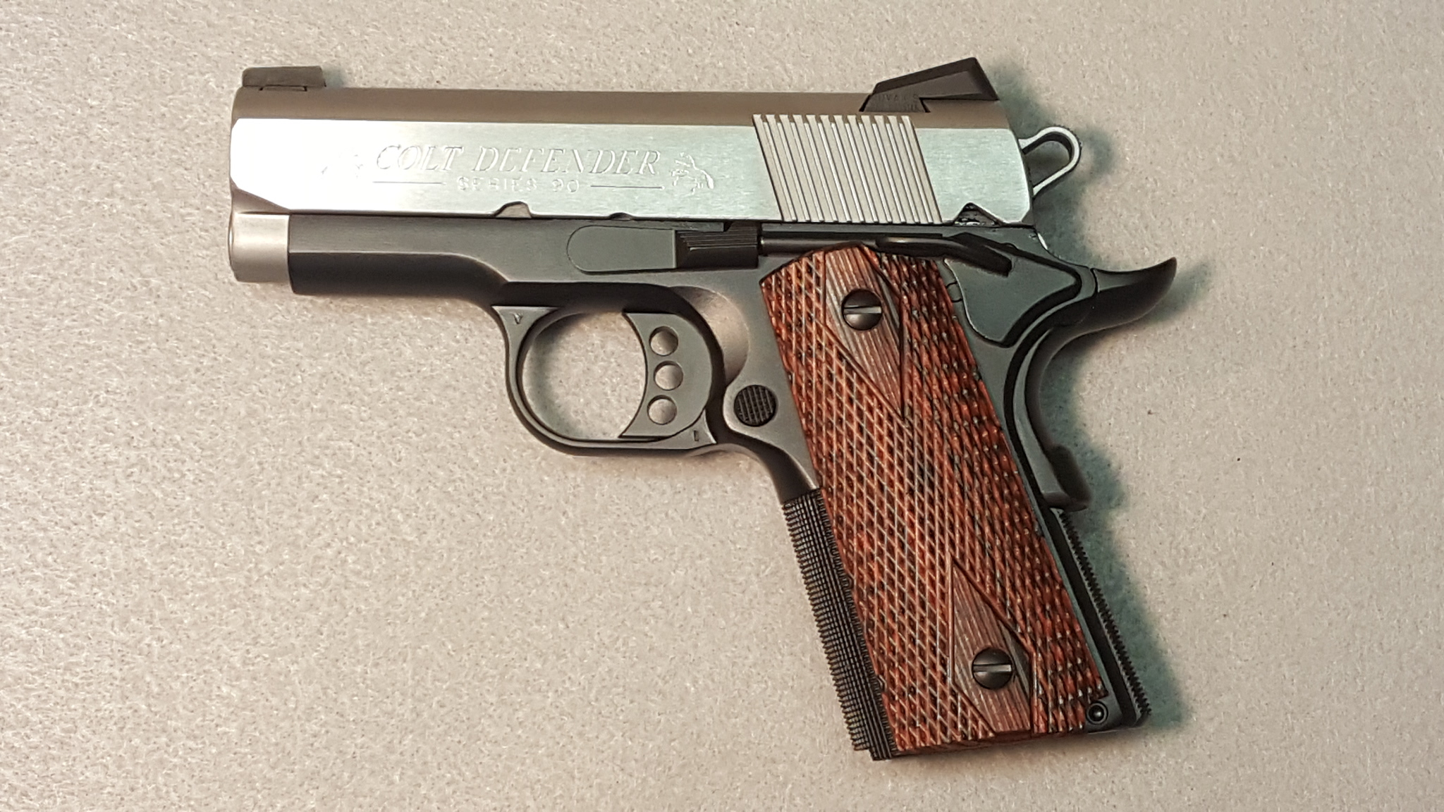 7799 - Colt Defender Lightweight 45ACP