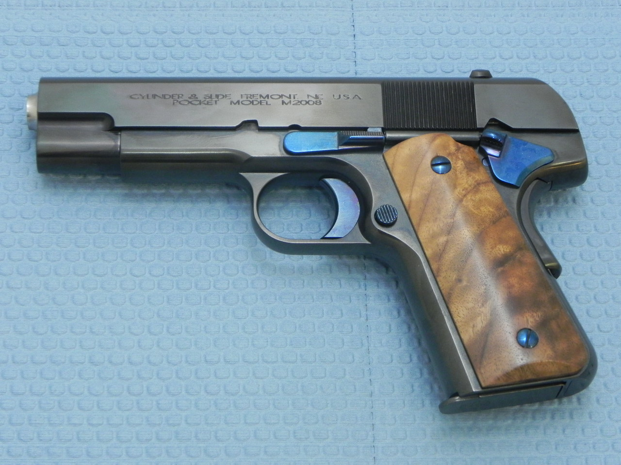 PM78 - Historical Pocket Model 45 ACP