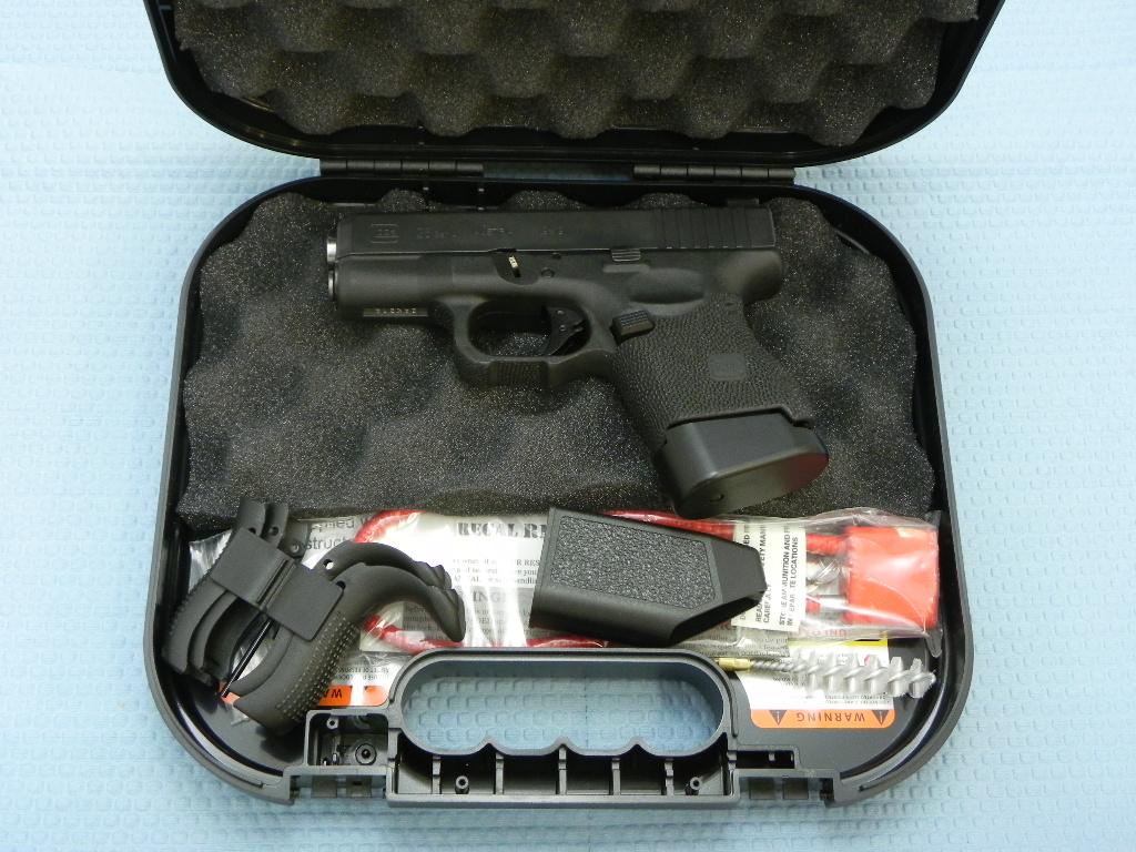 K214 - Glock 26 Gen 4 - Cylinder & Slide - Handguns parts