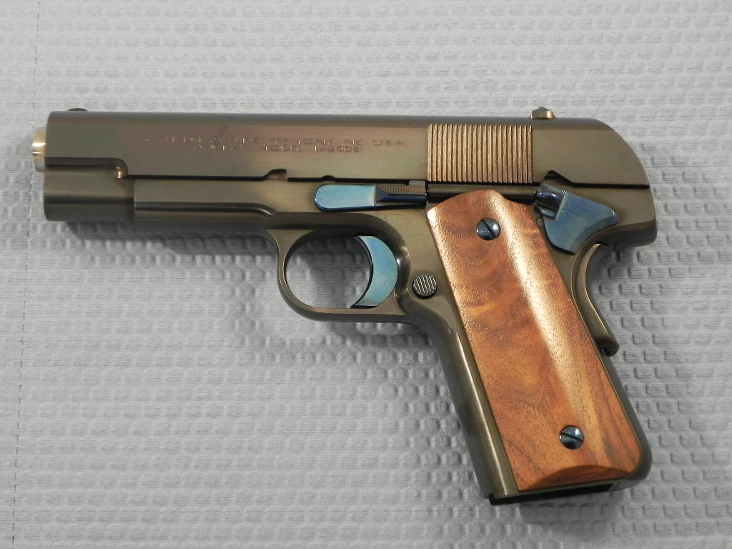 CSP901 - Historical Pocket Model 45 ACP