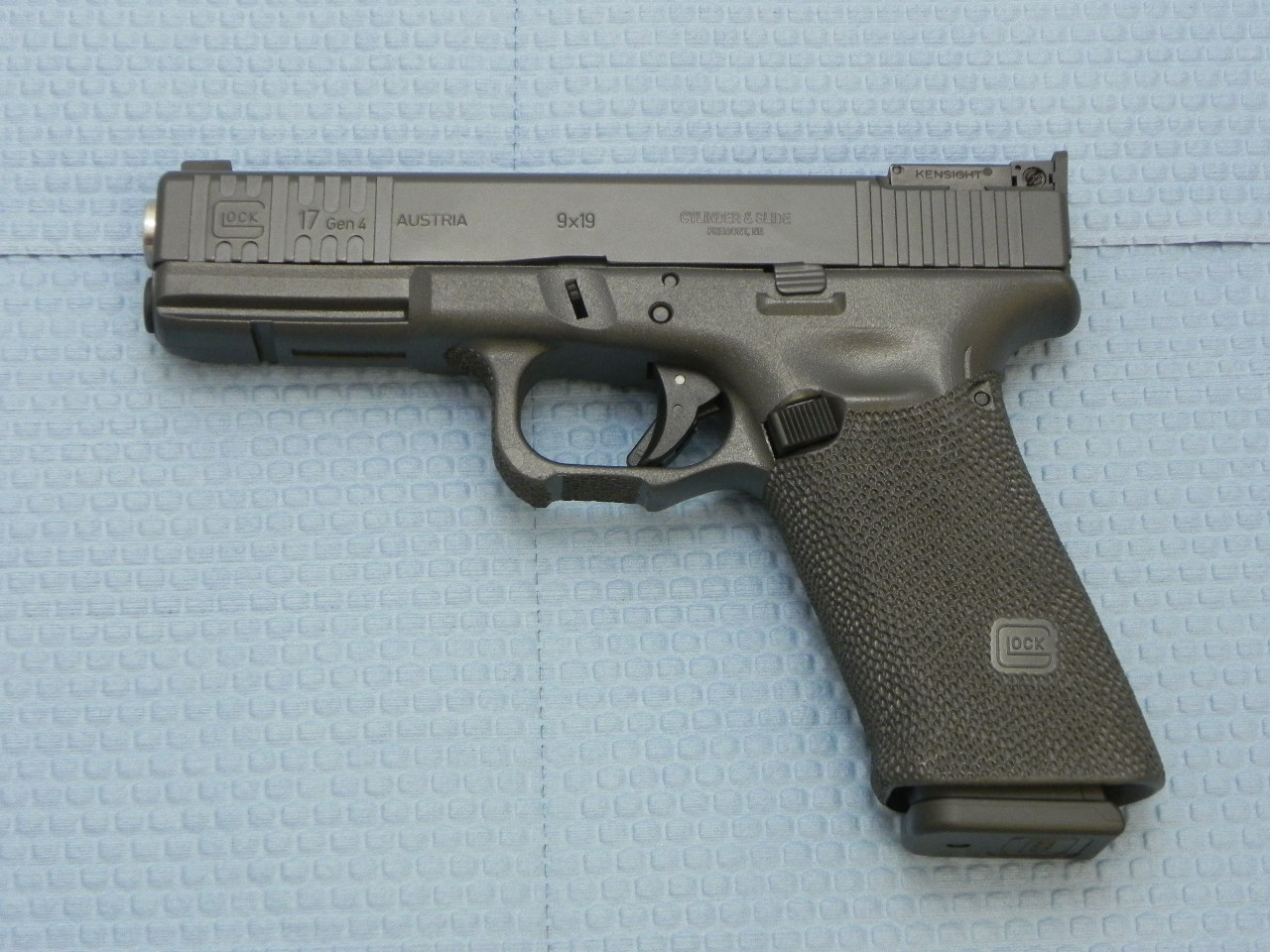 B791 - C&S Custom Glock 17