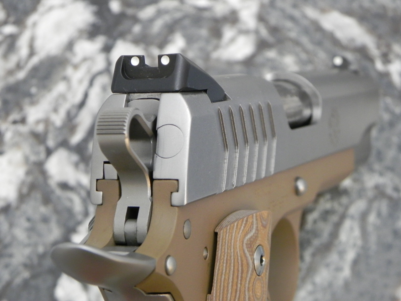 6379 - C&S Ruger LightWeight Commander in 9mm Custom