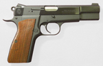 8644 - Peerless Grade 9MM Auto Browning Hi Power