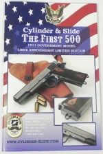 "CS2346 - Cylinder & Slide ""The First 500"""