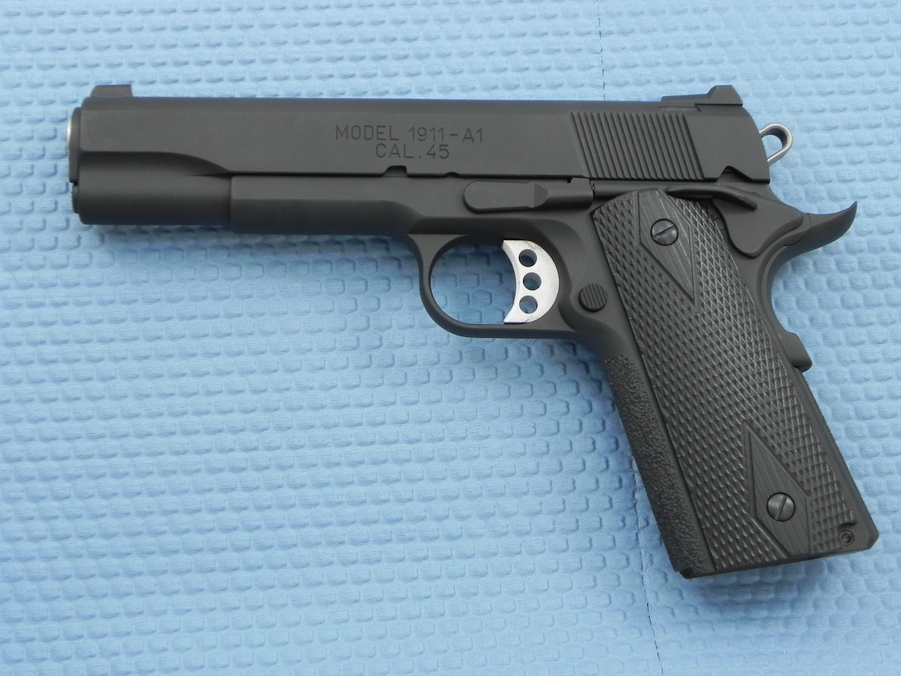 6524 - C&S Custom Springfield 1911 in .45