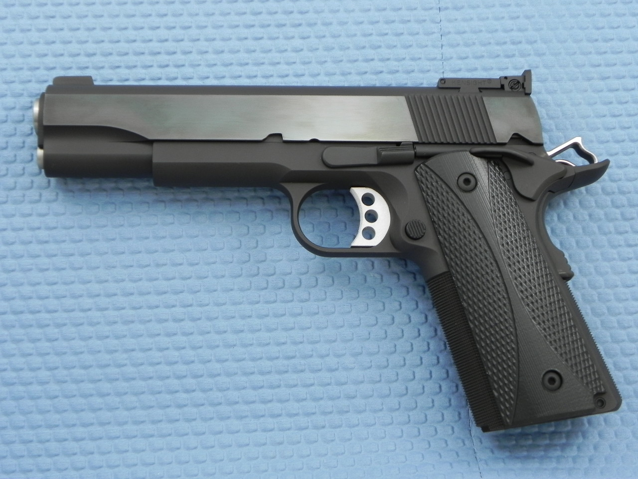 0086 - Cylinder and Slide Custom Gov't 1911 in 9 MM