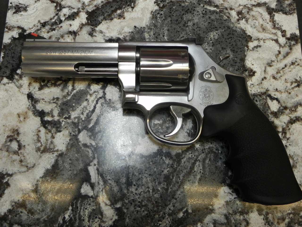 D0912 - Cylinder and Slide Custom S&W 686-6 .357 Mag
