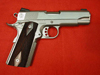 22 - CST-IV 1911 Superior Grade Commander Stainless Steel