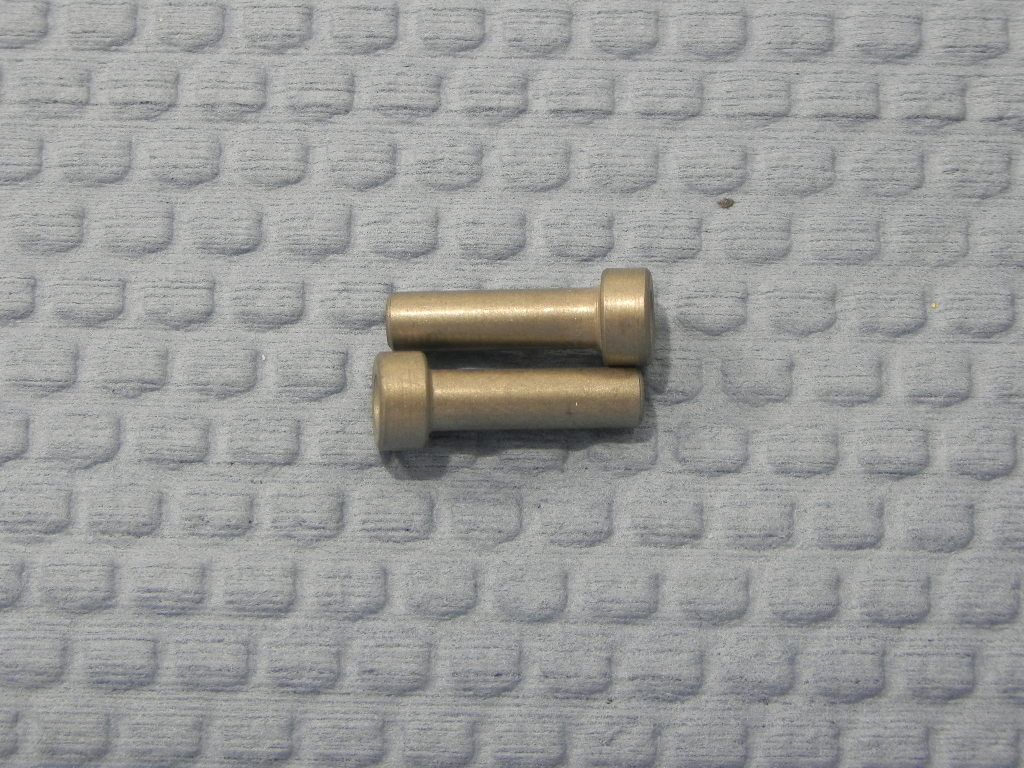 CS0157S - 1911 Mainspring Cap - Stainless