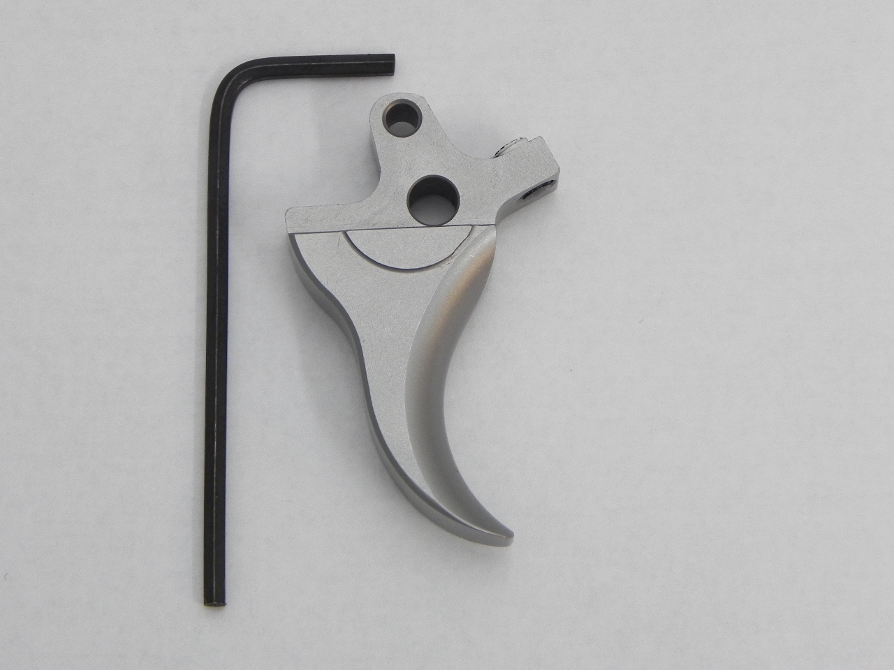 CS0723S - Sig Classic P Series Adjustable Trigger, Stainless Steel