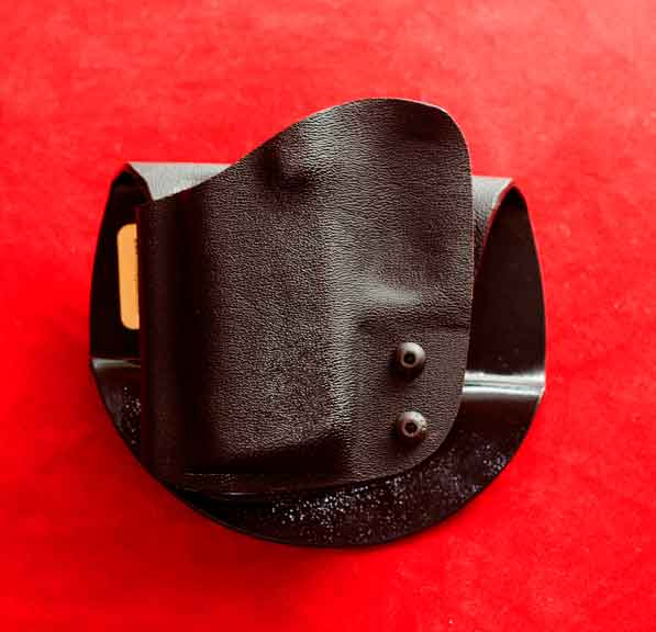 CS1101L - PM9 Paddle Holster Left Hand, Spring Clip