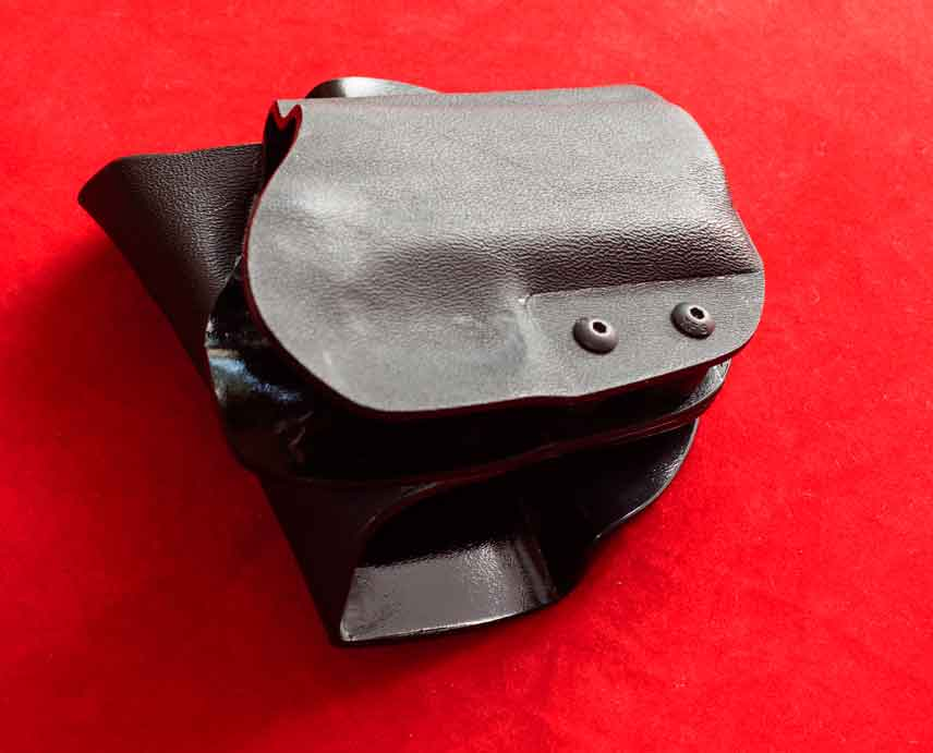 CS1102R - PM45 Paddle Holster Right Hand, Spring Clip