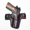 CS1151 - Alessi Right Hand Mahogany Commander Belt Holster