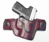 CS1153 - Alessi Right Hand Mahogany PM9 Belt Holster