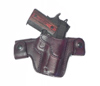 "CS1155 - Alessi Right Hand Mahogany 1911 3""  Belt Holster"
