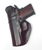 "CS1157 - Alessi Right Hand Mahogany 1911 3"" Inside-the-waistband Holster"