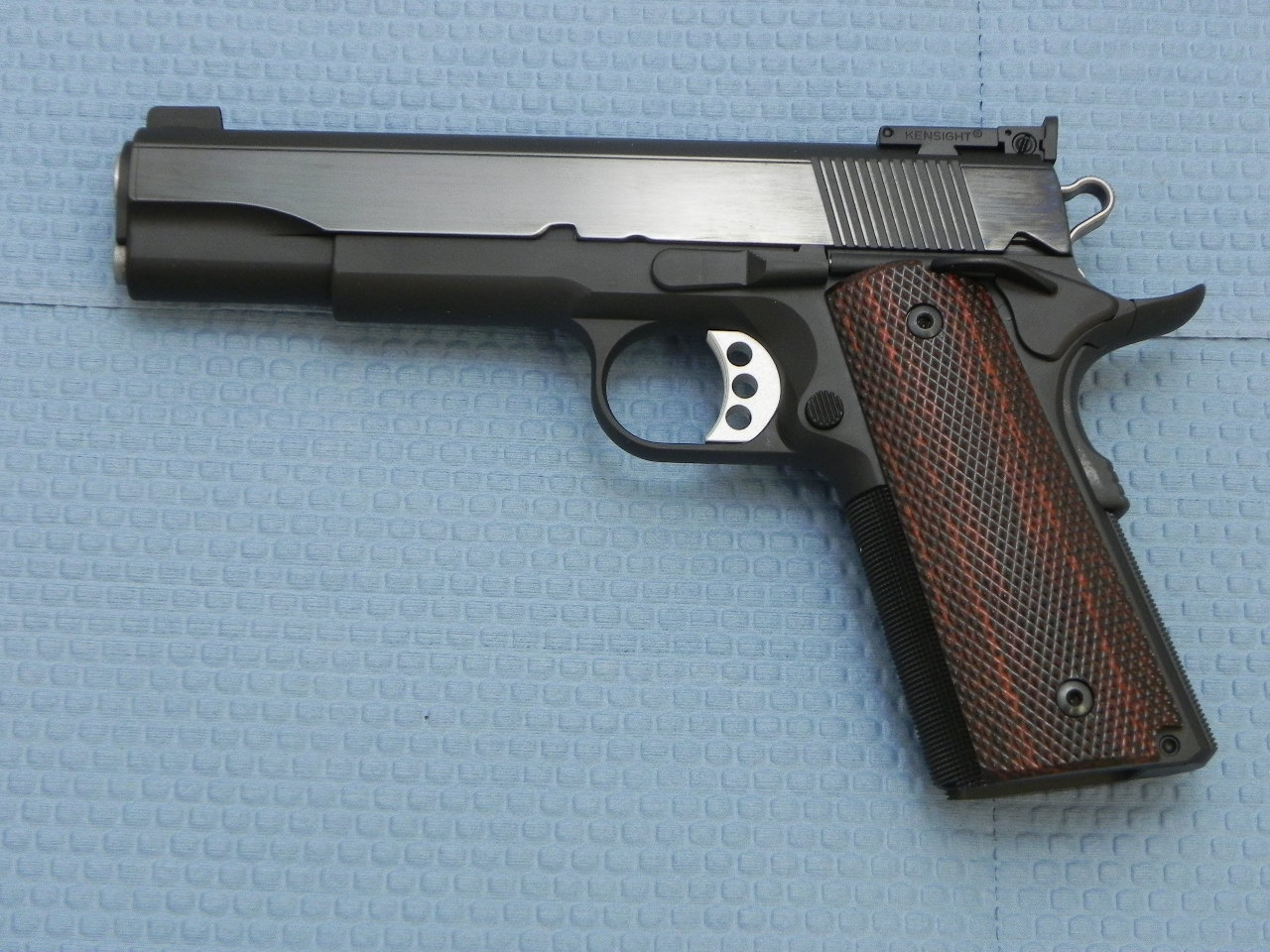 7005 - C&S Custom Gov't 1911A1 in .45