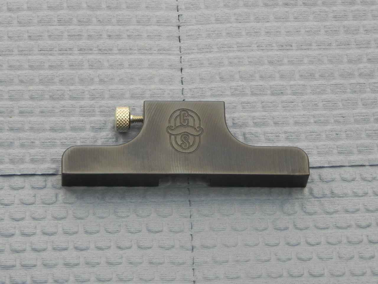 CS1864 - Caliper base for gauging depths