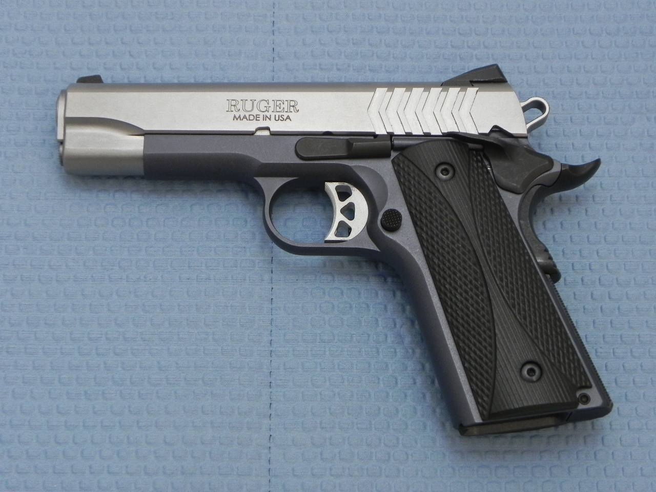 R518 - Ruger SR1911 Commander in 9mm