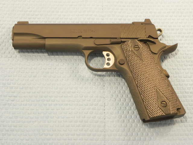 W061 - Custom Springfield 1911 in 45