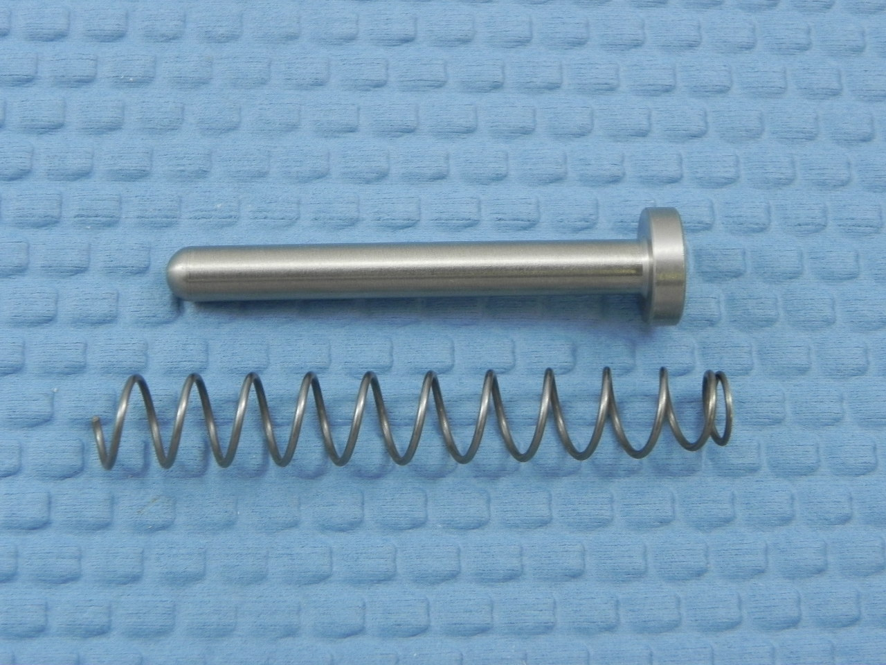 CS0325SET - 380 Colt Mustang/Pony Stainless Steel Guide Rod with Recoil Spring
