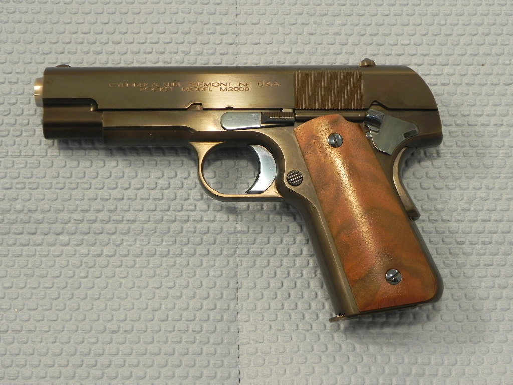 PM65 - Historical Pocket Model 45 ACP