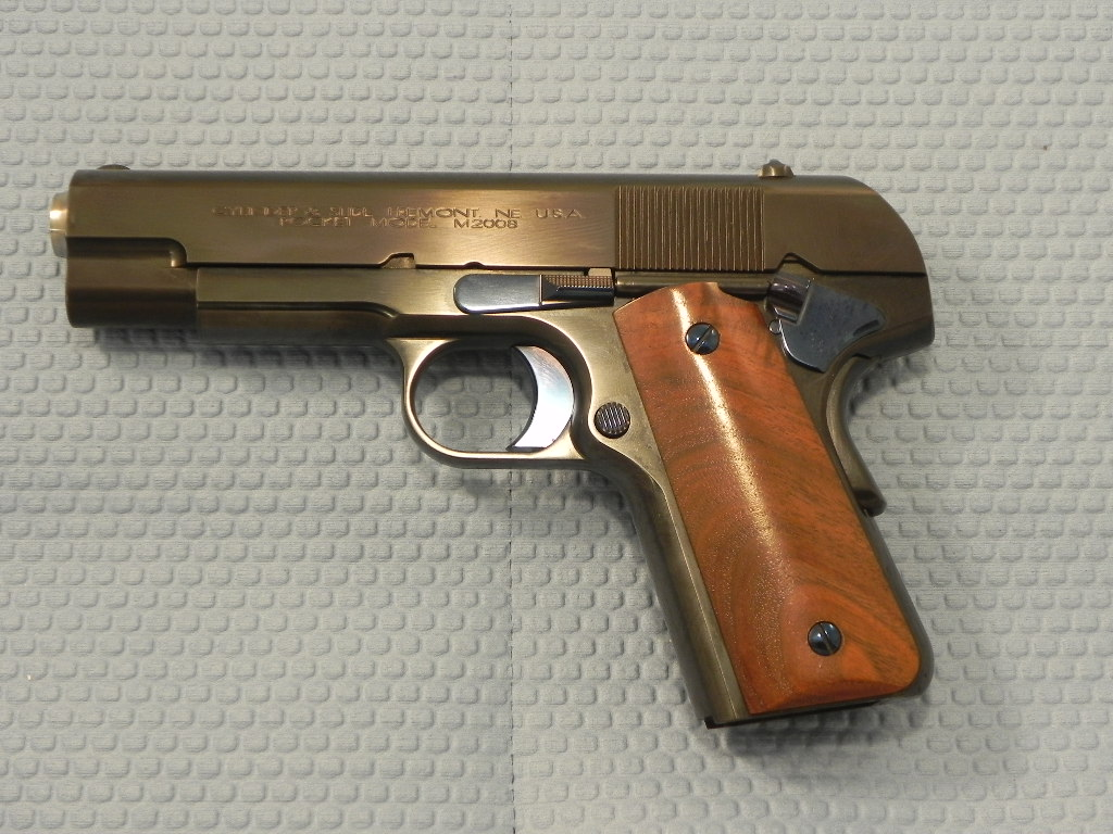 PM73 - Historical Pocket Model 45 ACP