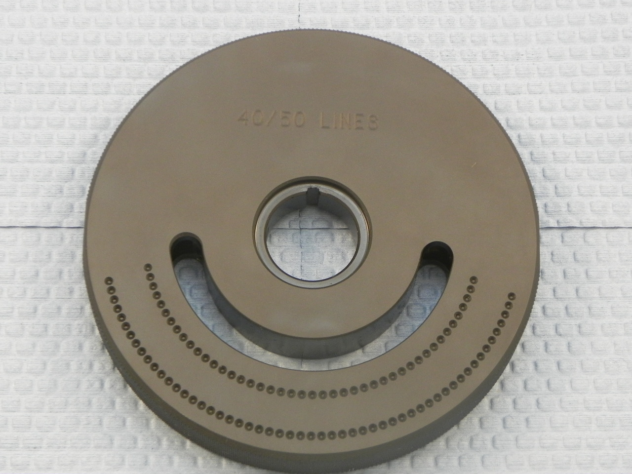 CF0019 - 20/30/40/50 Lines per inch wheel for the 1911