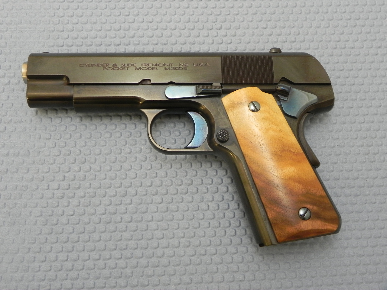 PM74 - Historical Pocket Model 45 ACP